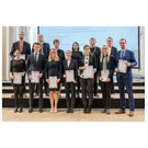 Graduates of Faculty 6 – Business Administration and the International Resource
