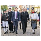 Minister President of Saxony and Lord Mayor of Freiberg