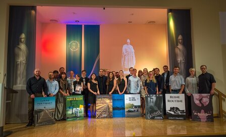 All the winners of the 20th Otto-Night Photo © Freiberger.Foto.Bande
