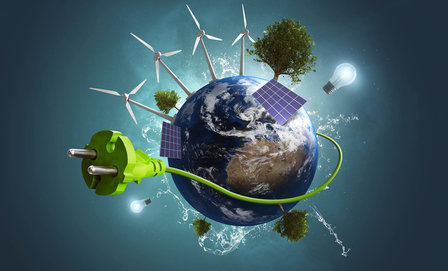 How to manage the Energy Transition. © Fotolia
