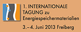 International Freiberg Conference on Electrochemical Storage Materials