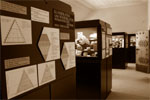 A view into the Petrological Collection