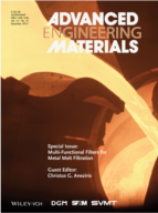 Advanced Engineering Materials 12/2013