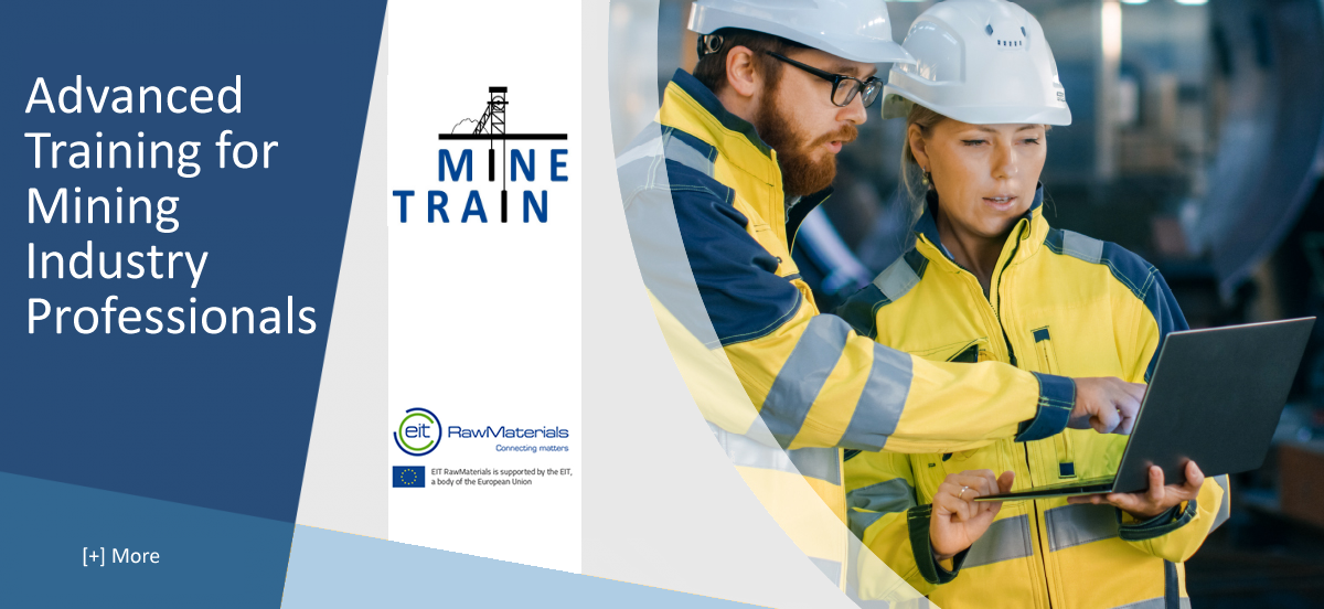 Advanced Training for Mining Industry Professionals