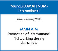 Overview of the project YoungGEOMATENUM-International