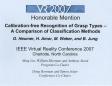 IEEE VR 2007 Honorable Mention