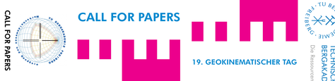Call for Papers - Geokinematischer Tag 2018