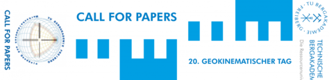 Call for Papers - Geokinematischer Tag 2019