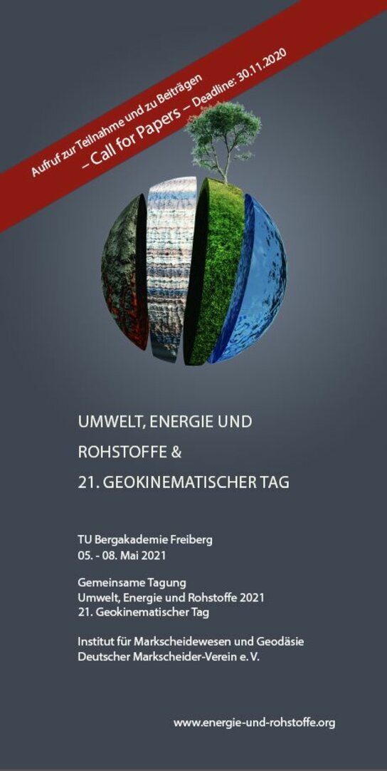 Call for Papers Aufruf Vorderseite