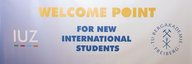 Welcome Point for new international students