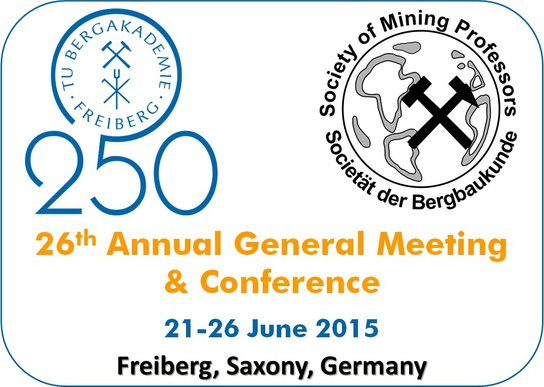 Logo of 26th Annual General Meeting of SOMP