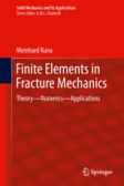 Cover: Finite Elements in Fracture Mechanics