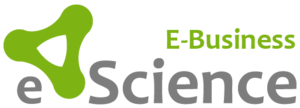 e-science Logo fuer Cluster E-Business